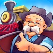iPhone、iPadアプリ「Train Conductor」のアイコン