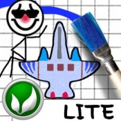 iPhone、iPadアプリ「A_Doodle_Flight Lite」のアイコン