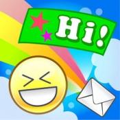 iPhone、iPadアプリ「スマイリーメール - デコメが使えるよ!プレミアム SmileyMail」のアイコン