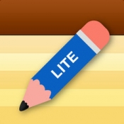 iPhone、iPadアプリ「NoteMaster Lite - Amazing notes synced with Dropbox or Google Drive」のアイコン