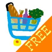 iPhone、iPadアプリ「お買い物メモ Free」のアイコン