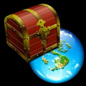 iPhone、iPadアプリ「勇者の財宝」のアイコン