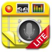 iPhone、iPadアプリ「Smart Recorder Lite - 無料音楽とボイスレコーダー」のアイコン
