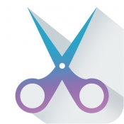iPhone、iPadアプリ「Hair MakeOver - new hairstyle and haircut in a minute」のアイコン