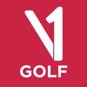 iPhone、iPadアプリ「V1 Golf」のアイコン