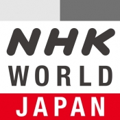 iPhone、iPadアプリ「NHK WORLD-JAPAN」のアイコン