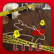 iPhone、iPadアプリ「Crime Scene Maker: Lite」のアイコン