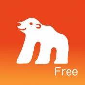 iPhone、iPadアプリ「ちょこっと for mixi Free」のアイコン