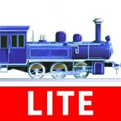 iPhone、iPadアプリ「銀河鉄道の夜 LITE」のアイコン