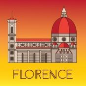 iPhone、iPadアプリ「フィレンツェ 旅行 ガイド &マップ」のアイコン