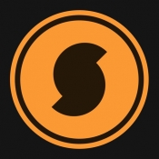 iPhone、iPadアプリ「SoundHound音楽検索の認識とプレーヤー」のアイコン