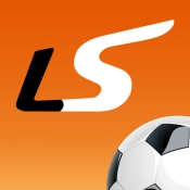 iPhone、iPadアプリ「LiveScore」のアイコン