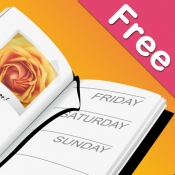 iPhone、iPadアプリ「日記帳 - FreeDiary」のアイコン
