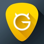 iPhone、iPadアプリ「Tabs & Chords by Ultimate Guitar - learn and play」のアイコン