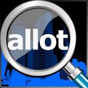 iPhone、iPadアプリ「AllotMe」のアイコン