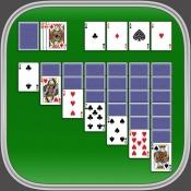iPhone、iPadアプリ「ソリティア」のアイコン