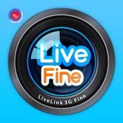 iPhone、iPadアプリ「Live Link 3G Fine 3」のアイコン