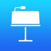iPhone、iPadアプリ「Keynote」のアイコン