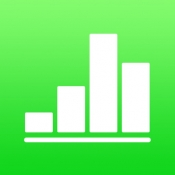 iPhone、iPadアプリ「Numbers」のアイコン