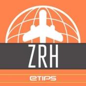 iPhone、iPadアプリ「チューリッヒ旅行ガイド スイス」のアイコン