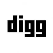iPhone、iPadアプリ「Digg」のアイコン