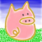 iPhone、iPadアプリ「Piggy Point Passbook」のアイコン
