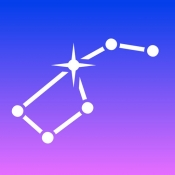 iPhone、iPadアプリ「Star Walk HD - ナイトスカイ: 星座と星」のアイコン