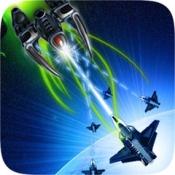 iPhone、iPadアプリ「宇宙戦争 HD」のアイコン