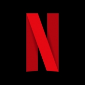 iPhone、iPadアプリ「Netflix」のアイコン