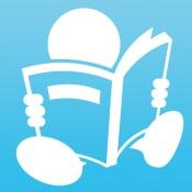 iPhone、iPadアプリ「ComicGlass[コミックリーダ]」のアイコン