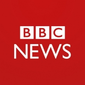 iPhone、iPadアプリ「BBC News」のアイコン