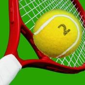 iPhone、iPadアプリ「ヒットテニス2」のアイコン