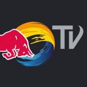 iPhone、iPadアプリ「Red Bull TV」のアイコン