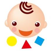 iPhone、iPadアプリ「BabyTap」のアイコン