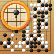 iPhone、iPadアプリ「SmartGo Kifu 碁ソフト」のアイコン