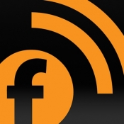 iPhone、iPadアプリ「Feeddler RSS News Reader」のアイコン