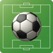 iPhone、iPadアプリ「Football (Soccer) Board Free (サッカー)」のアイコン