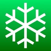 iPhone、iPadアプリ「Ski Tracks Lite」のアイコン
