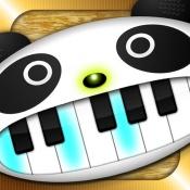 iPhone、iPadアプリ「パンダピアノ」のアイコン