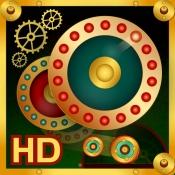 iPhone、iPadアプリ「SteamPunk Hockey HD」のアイコン