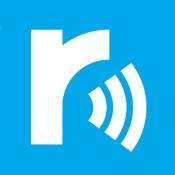 iPhone、iPadアプリ「radiko」のアイコン