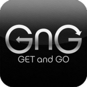 iPhone、iPadアプリ「GnG (GET and GO)」のアイコン