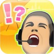 iPhone、iPadアプリ「なんでも実況マシーン!」のアイコン