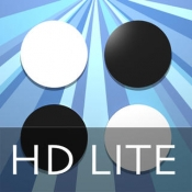 iPhone、iPadアプリ「Blue Reversi HD Lite」のアイコン