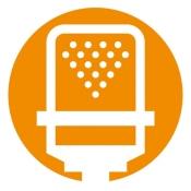 iPhone、iPadアプリ「Voice Recorder HD」のアイコン