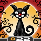 iPhone、iPadアプリ「Cat Physics」のアイコン
