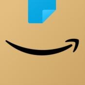 iPhone、iPadアプリ「Amazon ショッピングアプリ」のアイコン