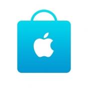 iPhone、iPadアプリ「Apple Store」のアイコン