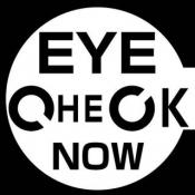 iPhone、iPadアプリ「視力チェッカー(Eye Check Now)」のアイコン
