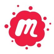 iPhone、iPadアプリ「Meetup」のアイコン